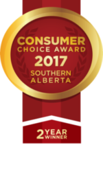 Consumer Choice Award 2016 + 2017!