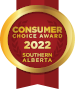 Consumer Choice Award Three Years Running!
