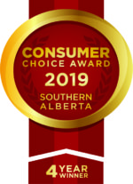 Consumer Choice Award Four Years Running!