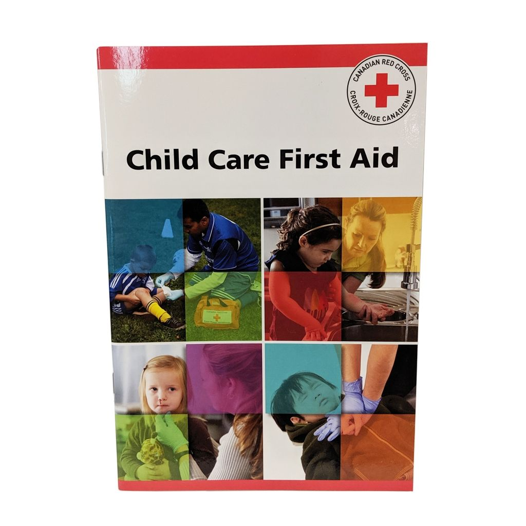 Cover image for the Standard Child Care First Aid Manual
