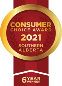 Consumer Choice Award Five Years Running!